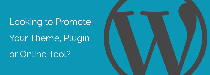 WordPress Theme and Plugin Promotion