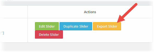 export crelly slider