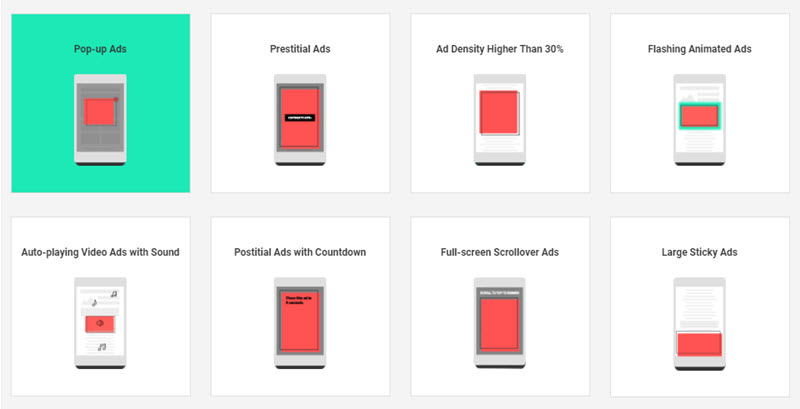 Better ad standards for mobile