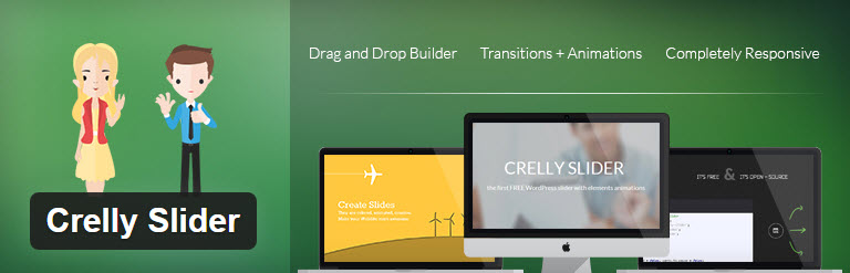 crelly free wordpress slider plugin