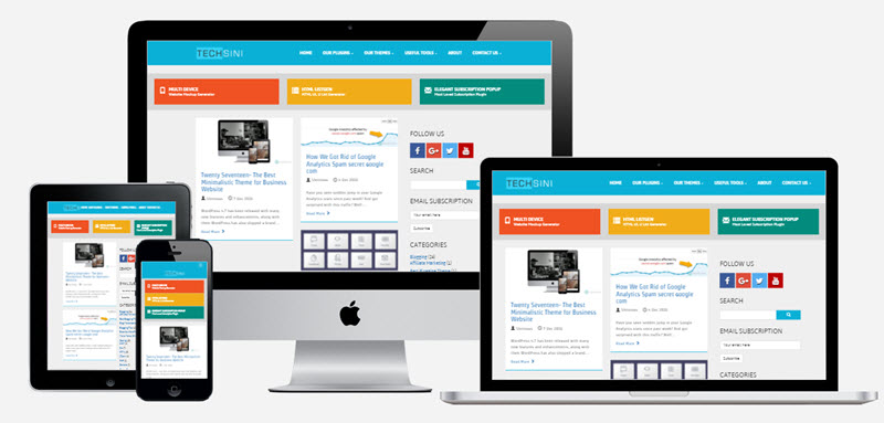 Multi Device Website Mockup Generator Tool 2.0