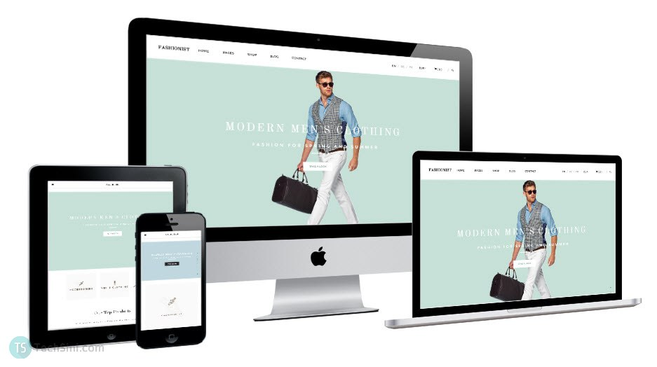 Fashionist Woocommerce Theme